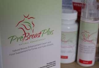 ProBreast Plus optymalny zestaw na powiększanie piersi